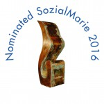 Nominated SozialMarie 2016 Button